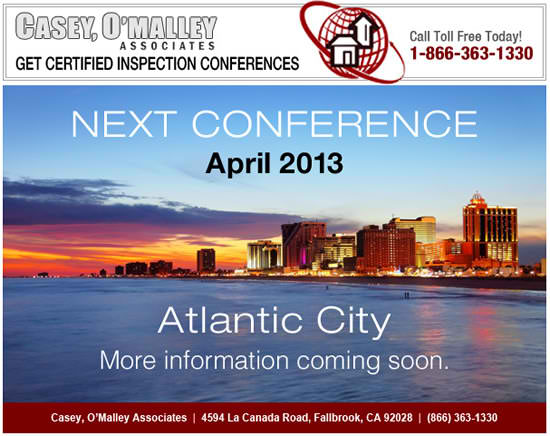 COA-IN Atlantic City Conference 2013